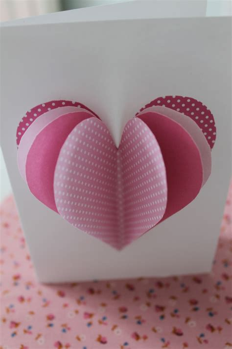 All you need is a flat smooth, paint, and a match box. Lover of Vintage: valentines card