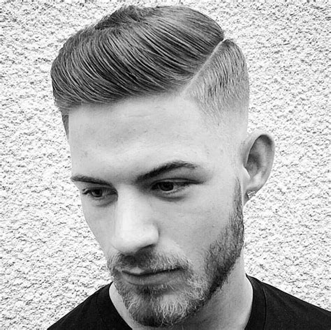 sleek hairstyles for men men s best facial hair styles 2019 haircuts hairstyles