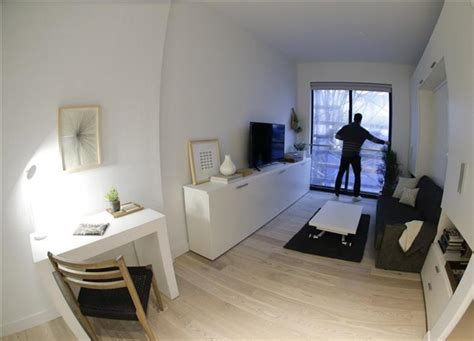 Micro Units Just Enough Shelter For Cash-strapped Millennials