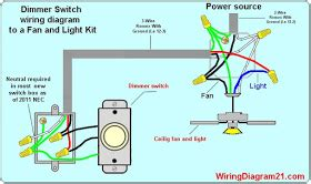 House Electrical Wiring Diagram Ceiling Fan