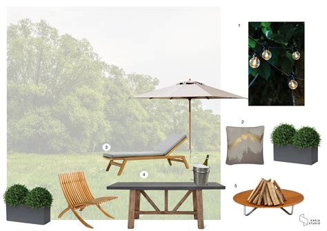 luxury garden furniture interior design retail design