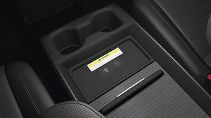 2018-2020 Honda Odyssey Wireless Charging Pad