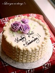Best Happy Anniversary Cake Ideas And Images On Bing Find What