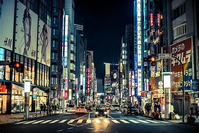Japan Tokyo Animation Wallpapers Backgrounds Wallpaperaccess