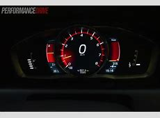 2014 Volvo XC60 T6 RDesign performance instrument cluster