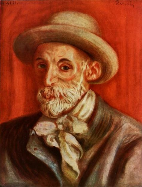 Pierre Auguste Renoir Painter