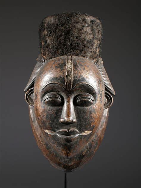 Le masque africain Punu ou le culte des morts en Afrique