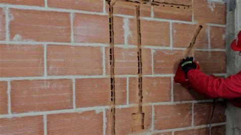 Cutting Chases in Walls   How to Cut Electrical Chases