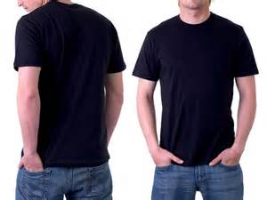 T-Shirt Template Photoshop Free Download