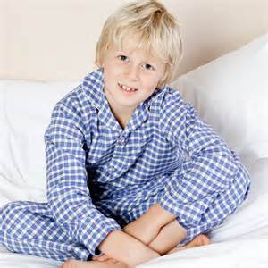 gingham cotton boy 39 s pyjamas