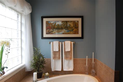 benjamin 1648 slate blue with upgrades to the master bath by l m cline s llc interior