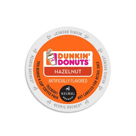 4.2 out of 5 stars with 64 reviews. Dunkin Donuts Hazelnut, Flavored Coffee K-Cups For Keurig K Cup Brewers (96 Count) | Rat Coffee Shop