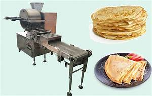 Machine A Crepe : fully automatic commercial crepe machine for sale ~ Melissatoandfro.com Idées de Décoration