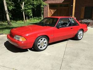 93 Mustang 5.0 Notchback original body paint for sale - Ford Mustang Notchback 1993 for sale in ...