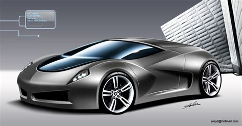 High Performance Car By Carlexdesign On Deviantart