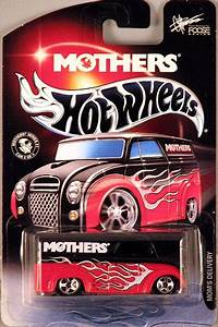 Hot Wheels Mothers Dairy Delivery Com Cera Premium Wax ...