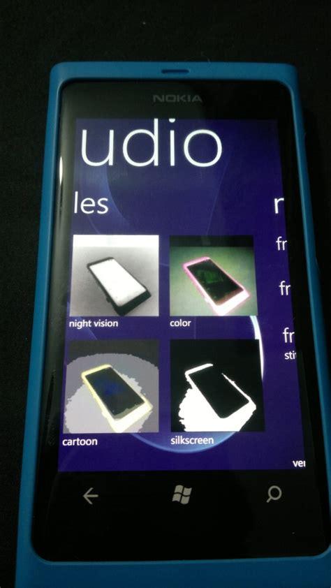 nokia creative studio released for lumia phones panorama editor review my nokia