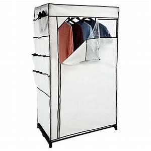 Rangement Chaussures Penderie : armoire penderie rangements chaussures blanc ~ Premium-room.com Idées de Décoration