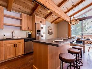 Color, Forte, Modern, Rustic, Mountain, Home, With, Benjamin, Moore, Paint, Gray, Horizon, 2141