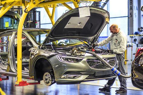 Opel Productions by Opel R 252 Sselsheim Rhein Germany Plant Gm Authority