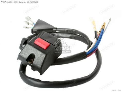 35170gb7420 *fop* Switch Assy Honda 35170gb7420