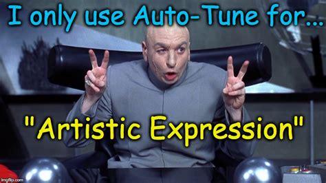 Auto Tune Meme - doctor evil air quotes imgflip