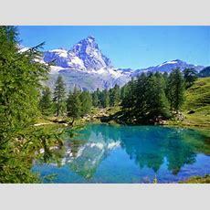 Turismo In Valle D'aosta I 3 Paesaggi Di Montagna Più Belli