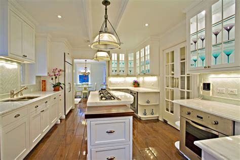 Upper East Side Townhouse Remodel   Traditional   Kitchen