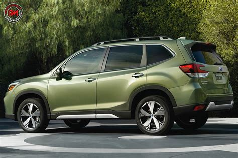 Subaru Forester Model Year 2019 Quinta Generazione Di Un