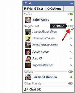 How To Create a Friend List In Facebook Chat