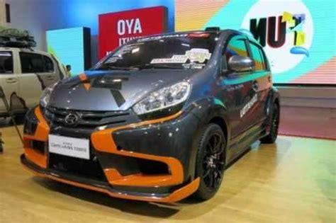 Modifikasi Daihatsu Grand Xenia by 20 Modifikasi Daihatsu Xenia Untuk Semua Warna Dan Tipe