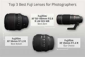 10 Best Fuji Lenses in 2020 You May Buy Today
