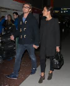 simon baker  wife rebecca rigg touch   french