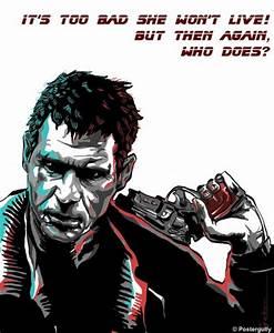 BLADE RUNNER QU... Blade Runner Love Quotes