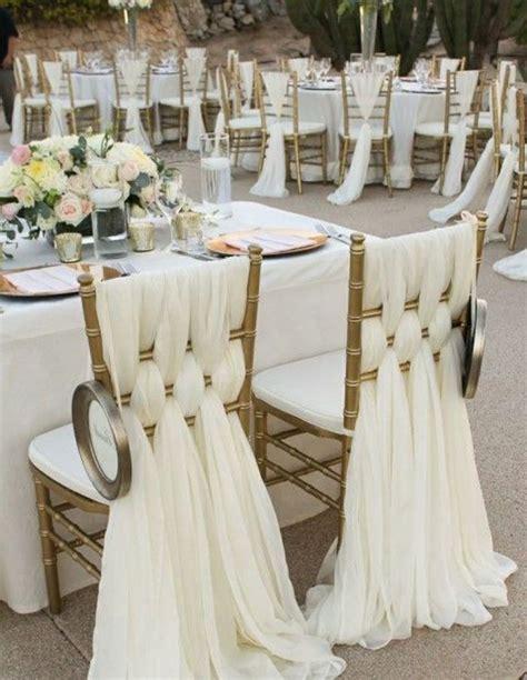 décoration chaise plastique mariage tendance joaillerie 2017 on vous présente la housse de