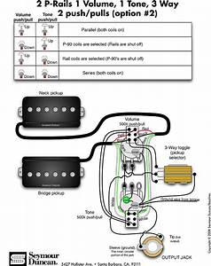 Wiring Two Humbuckers With A 5 Way