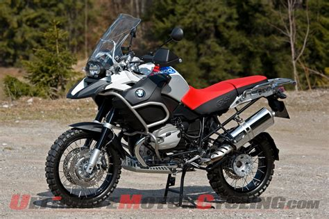 2012 Bmw R 1200 Gs And 1200 Gs Adventure