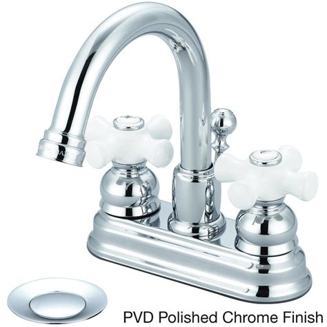 pioneer brentwood two handle lavatory faucet with