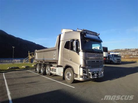 brand new volvo truck for sale used volvo fh16 750 8x4 kombibil tungtrekker dump trucks