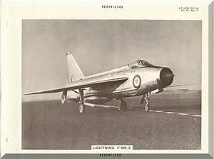 English Electric Lightning Aircraft Technical Manual Ap