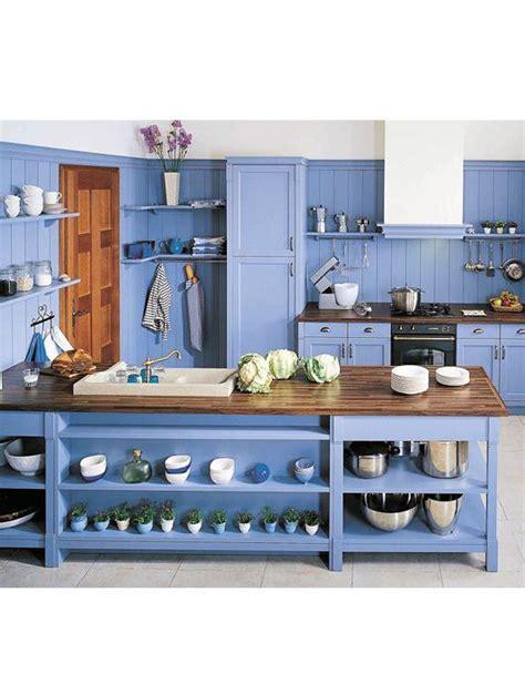bleu orleans cuisine 25 idées de cuisine bleue paperblog