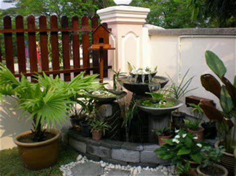 Sobri Home Decor Dekorasi Halaman Rumah
