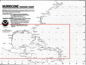 Florida Insurance Hurricane Box Map