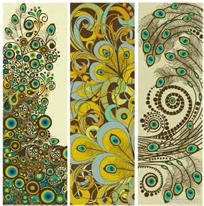 design patterns 4 designer classical design patterns banner vector material 2