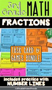 Fractions Centers  U0026 Games Bundle