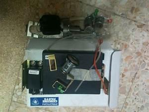 Kinauto  Proton Wira Se Key Lock Set With Alarm Control