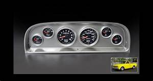 New Instrument Panels For 1960