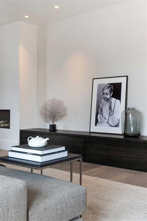 Minimalistische Wohnzimmer Einrichtungsideenmoderne Wohnzimmer Interieur by Pin Nomaa Architectuur Interieur Op Interieur