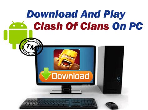 clash of clans for pc windows 7 8 8 1 free frv2 free