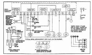 Suggested Wiring Diagram For Fireye Ep260  Ep261  Ep270